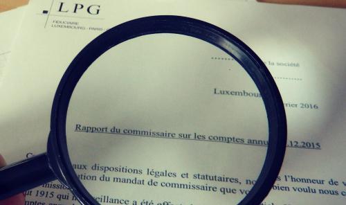 LPG Statutory Auditors