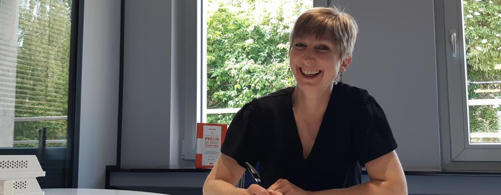Nathalie Chiaradia nous parle du Régime Complémentaire de Pension RCP