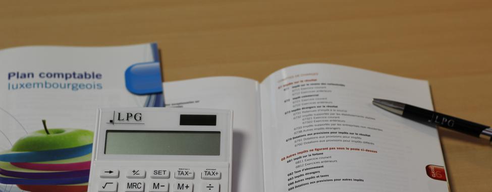 LPG Luxembourg : les aspects comptables liés à la dissolution d'une société.