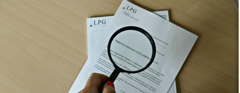 opérations de liquidation - commissaire aux comptes