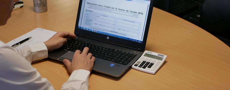 Impot sur le revenu des couples mariés au luxembourg - fiduciaire LPG