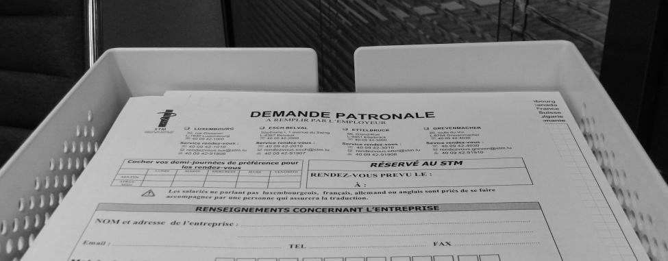 Examens médicaux au Luxembourg