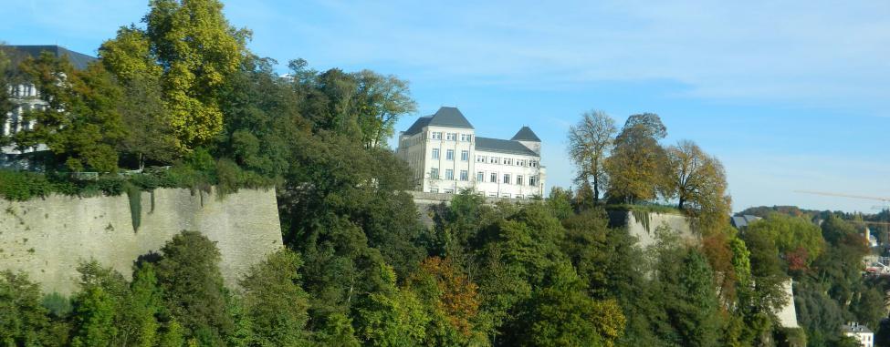 LPG luxembourg : perception de dividendes par une SOPARFI