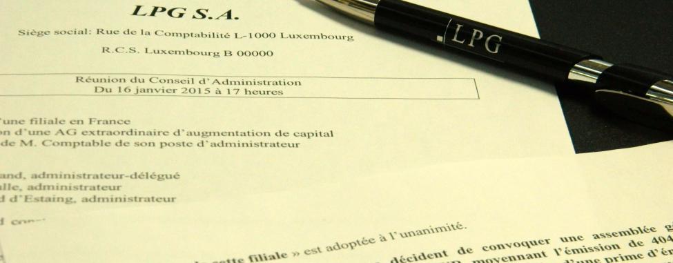 LPG luxembourg : les précautions à l'implantation